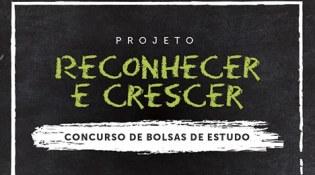 Inscrições abertas para o programa de bolsas do Bom Jesus Santo Antônio