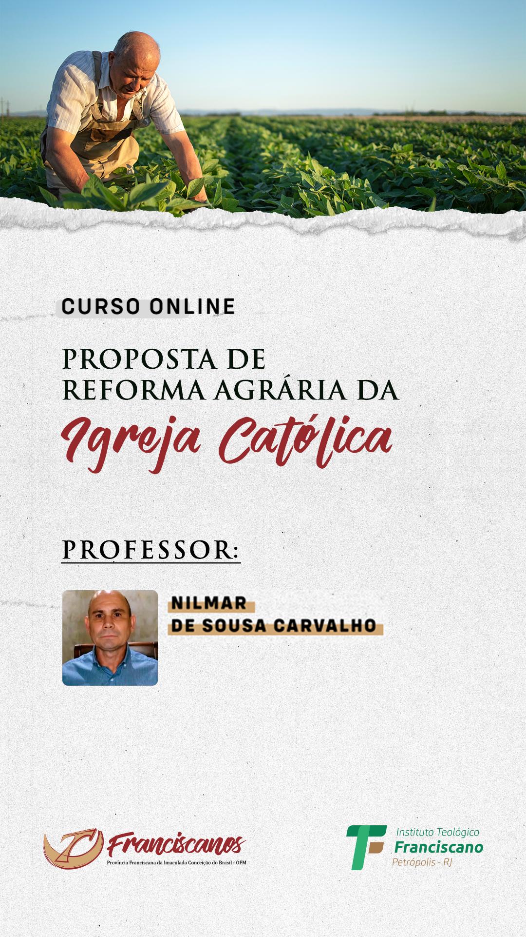 Proposta de reforma agrária da Igreja Católica